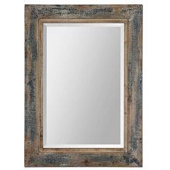Bozeman Rectangle Wall Mirror