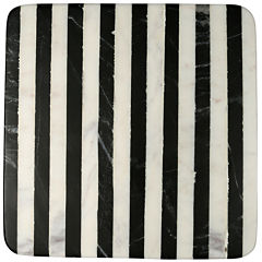 Thirstystone® Old Hollywood Striped Marble 8