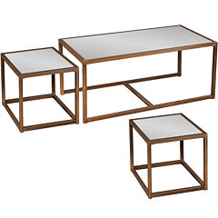 Clinton 3-pc. Cocktail and End Table Set