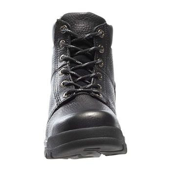 2cceed3d45cf Steel Toe Black All Work Shoes for Shoes - JCPenney