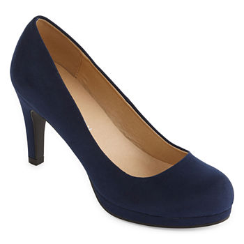 5f4865bae11e Blue Women s Pumps   Heels for Shoes - JCPenney