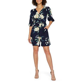 de6d7c520fe Misses Size Rompers Jumpsuits   Rompers for Women - JCPenney