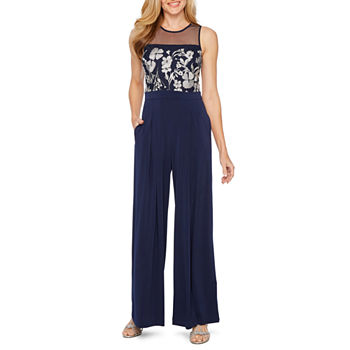 7d05314cc27 Sleeveless Jumpsuits   Rompers for Women - JCPenney