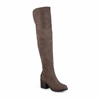 473990726 CLEARANCE Over The Knee Boots Women's Boots for Shoes - JCPenney