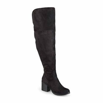 f4fc83b3766 Journee Collection Wide Calf All Boots for Shoes - JCPenney