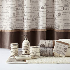 Edwardian Script Bath Collection