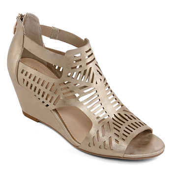 e32aeb90f3052 Liz Claiborne Womens Fairfield Adjustable Strap Flat Sandals. Add To Cart.  Only at JCP. wide width available