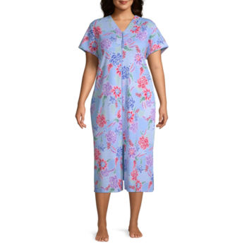 Plus Size Nightgowns Pajamas Robes For Women Jcpenney