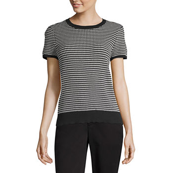 a329a1e1d CLEARANCE Petites Size Tops for Women - JCPenney