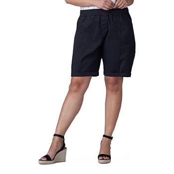 0ecc9c961b4 Lee Plus Size Shorts for Women - JCPenney