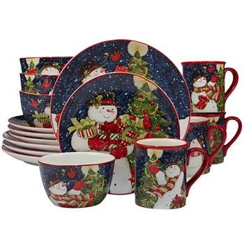 Christmas Dinnerware For The Home - JCPenney