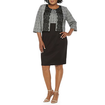 Plus Size Black Dresses for Women - JCPenney