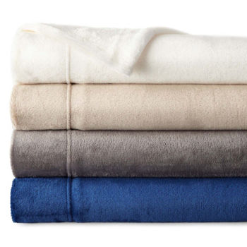 Cold Weather Bedding Comforters Electric Blankets Jcpenney