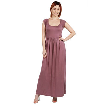 1f7bb7d2819b4 ... Comfort Apparel A-Line Dress-Maternity. Add To Cart. Few Left