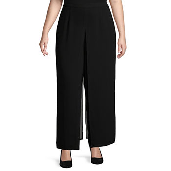 774e5b67aeb Plus Size Dress Pants for Women - JCPenney