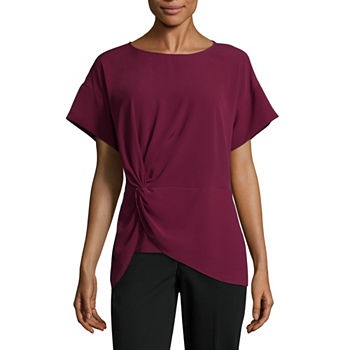 84f06a28f4e38 Worthington Tops for Women - JCPenney