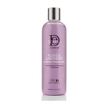 Design Essentials Agave Lavender Moisturizing And Detangling Conditioner 12 Oz