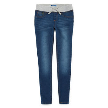 a3dd94ef7 Arizona Elastic Waist Jeans for Kids - JCPenney