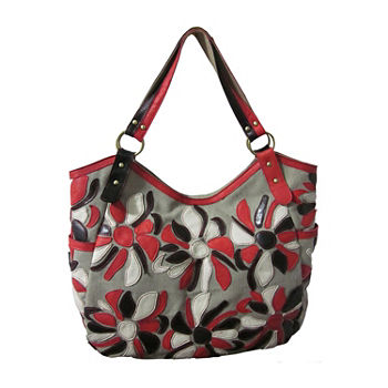 a9d2851f63d Totes, Tote Purses,   Summer Tote Collection at JCPenney