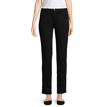 89fa45a8f3e CLEARANCE Black Pants for Women - JCPenney