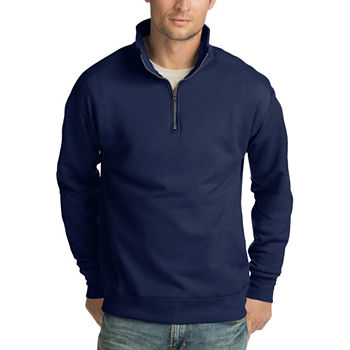 Quarter-zip Pullover Shirts for Men - JCPenney 9a7576993ddc