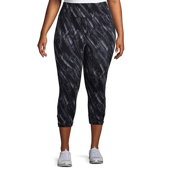c6bc66b2f1c47 Capris + Cropped Activewear for Women - JCPenney