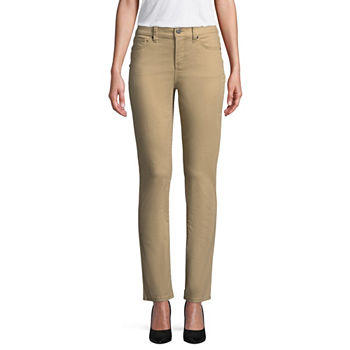 dce674aa08b Misses Size Beige Jeans for Women - JCPenney