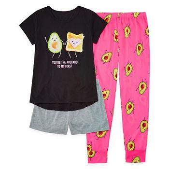 Preschool 4-7x Girls Pajamas for Kids - JCPenney 29754a010