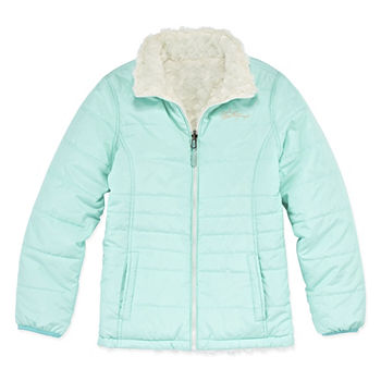 ed421b0e3 Girls Puffer Jackets Coats & Jackets for Kids - JCPenney
