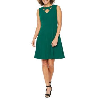 Career Green Dresses For Women Jcpenney