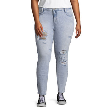 f56fbf18a61 Juniors Plus Size Skinny Jeans Jeans for Juniors - JCPenney