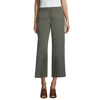 49c5e60593fff Flat Front Pants Pants for Women - JCPenney