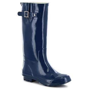 3f9d75e901917 Western Chief Womens City Solid Mid Rain Waterproof Flat Heel Pull-on Boots.  Add To Cart. Few Left. wide width available