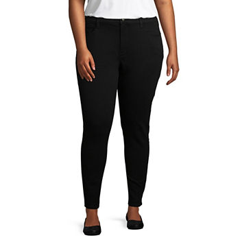 ad5d024a50 Juniors Plus Size Jeggings Jeans for Women - JCPenney