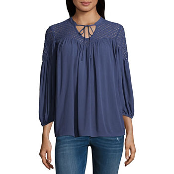 b8bfb2cdad329 CLEARANCE A.n.a Tops for Women - JCPenney
