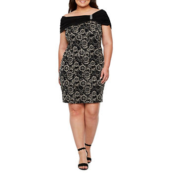 4b64171f9f979 Plus Size Sheath Dresses Dresses for Women - JCPenney