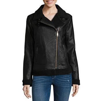 ff80abd767d Faux Leather Jackets for Women