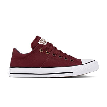 779ba1f4837 Converse Chuck Taylor All Star Madison Ox Plaid Tongue Womens Sneakers
