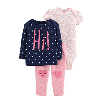 603b4377bc07a Baby Clothes for Girls   Newborn Clothing   JCPenney