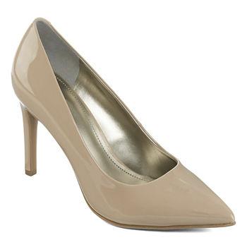 87366265fb83 Beige Women s Pumps   Heels for Shoes - JCPenney