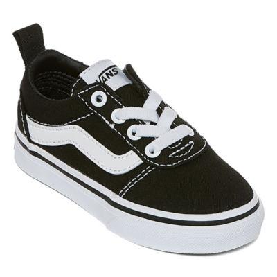Vans Ward Unisex Skate Shoes Slip,on , Toddler