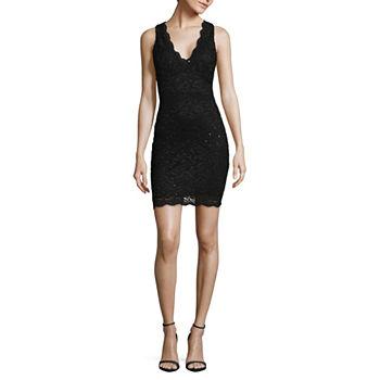 604598b0 Sleeveless Black Dresses for Women - JCPenney