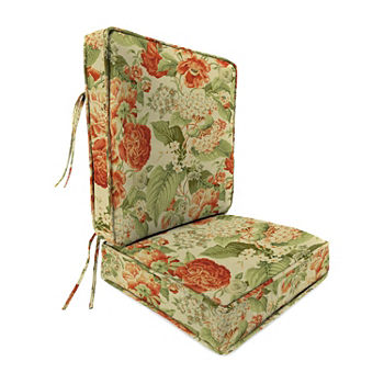 Patio Seat Cushions Outdoor Cushions Closeouts For Clearance Jcpenney