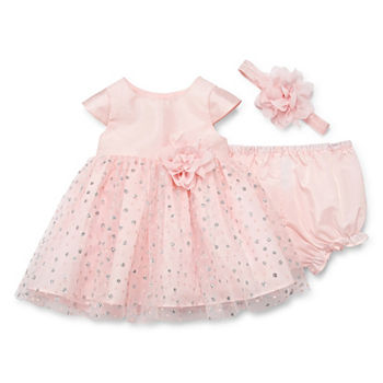 60a899b5ba83 Dresses Baby Girl Clothes 0-24 Months for Baby - JCPenney
