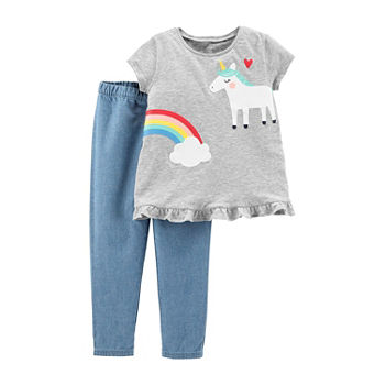83ca16f4e CLEARANCE Gray Clothing Sets for Baby - JCPenney