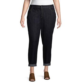 326cf8193e8 Liz Claiborne Plus Size Jeans for Women - JCPenney