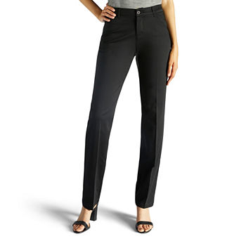 f7d01addb93 Lee Flat Front Pants Pants for Women - JCPenney