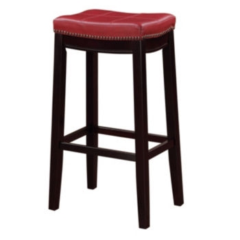 Beautiful Cloth Bar Stools with Arms
