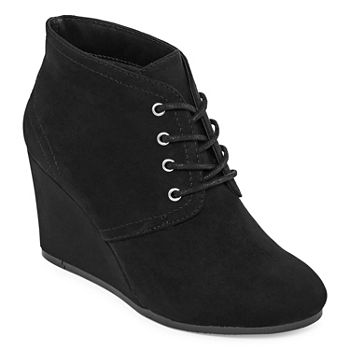 women s ankle boots booties affordable fall fashion jcpenney