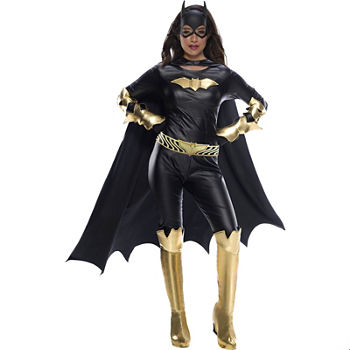 Womens Batgirl Jumpsuit Costume Girls Costume Girls Costume